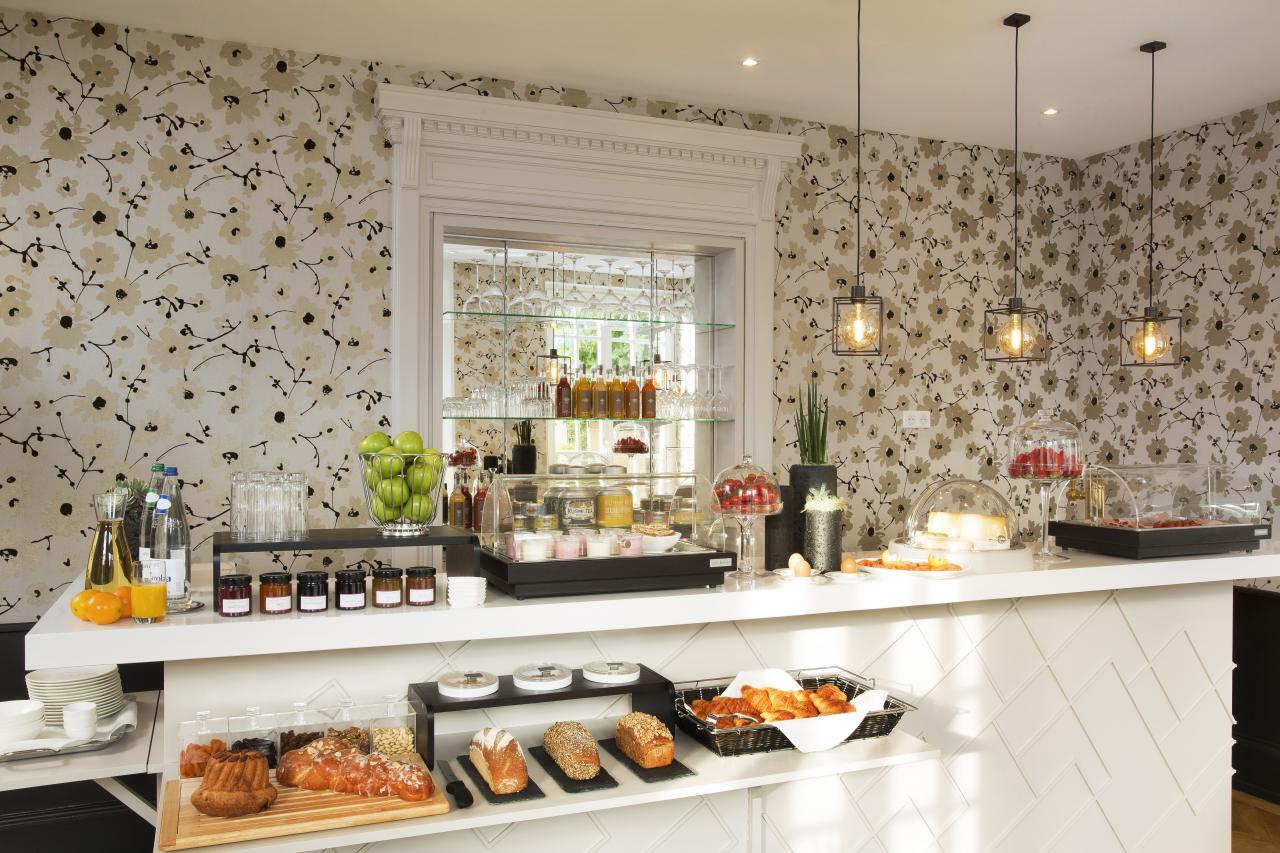 Le XV - Salle du petit-déjeuner